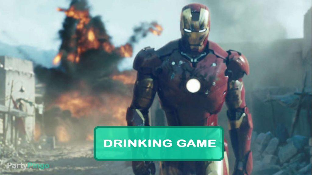 Iron Man Drinking Game