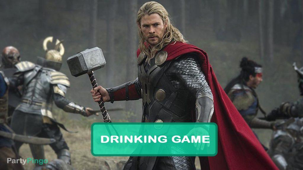 Thor Drinking Game