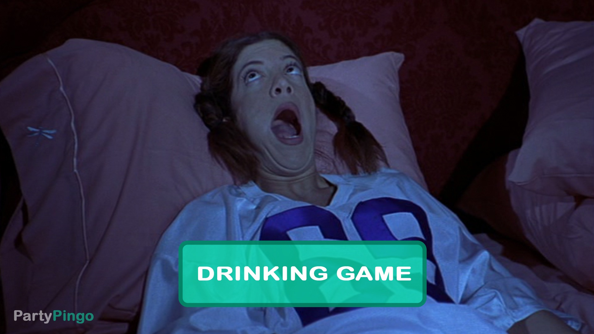 Scary Movie 2 Drinking Game